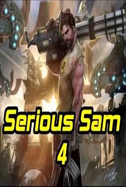 Serious Sam 4 Planet Badass Механики
