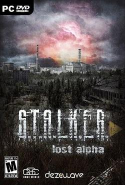 Сталкер Lost Alpha