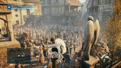 Assassins Creed Unity Механики