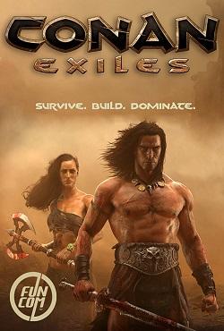 Conan Exiles Механики