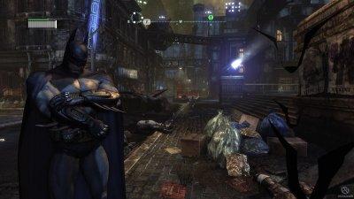 Batman Arkham City Механики
