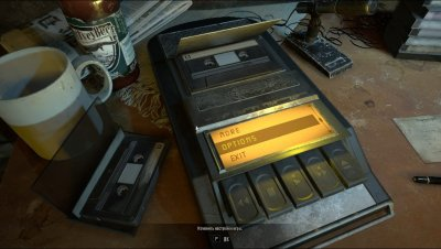 Resident Evil 7 Biohazard Механики