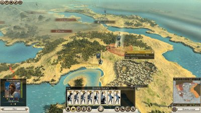 Total War Rome 2 Механики