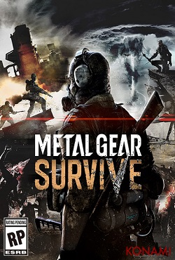 Metal Gear Survive By Xatab