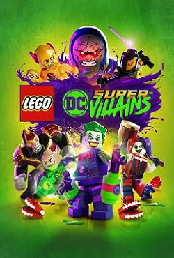 LEGO DC Super-Villains Механики