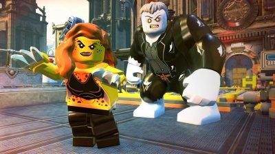 LEGO DC Super-Villains Механики