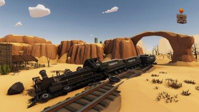 Desert Skies